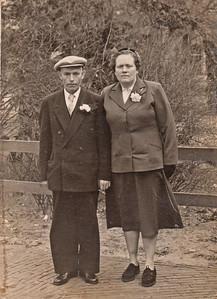 echtpaar de Jonge- Meyer