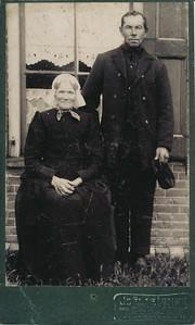 Jan Joldersma en Klaasje Klok
