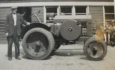 Harm Klinkhamer (1881-1948)