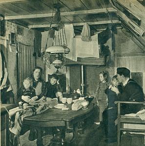 Gezin Kanninga, 1950