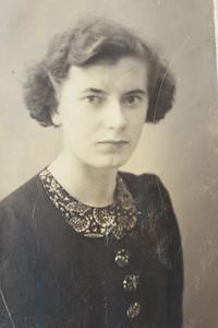 mogelijk Geesje Klinkhamer (1922-2011)