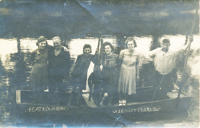 Bevrijding, foto 1945