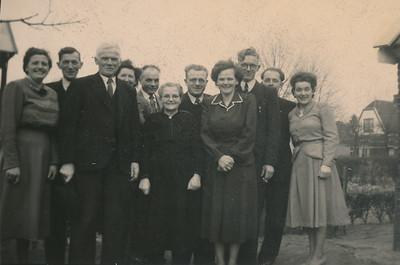 Familie Harm Lamberts, 1951