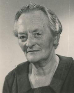 Antje van der Leek (1900-1988)