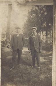 Jan de Lange ( 1911) en Jan Schuiling (1910-1970)