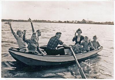 Bootje varen met de familie Schippers