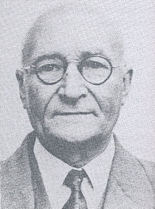 Albertus Johannes Runsink (1885-1974)
