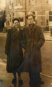 Hendrik Jan Rengers en Klaasje Dam