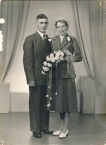 Willem Schuiling (1933-1968) en Jantje Kootstra