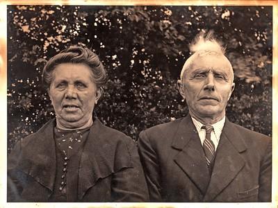 Echtpaar Schuiling- Boer