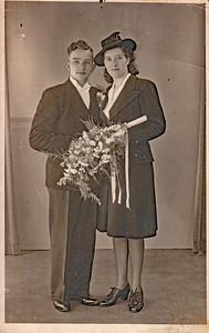 Lammert Smit en Hennie Speelman