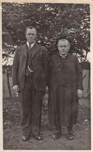 Hendrik Timmer en Albertje van Tellingen