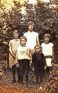 Kinderen van Tellingen, ca 1930