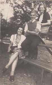 Kinderen Piet Vos en Johanna Schepers