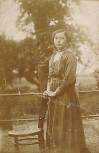 Hendrikje Vos (1897-1980)