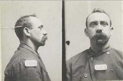 Willem van der Velde (1863-1926), foto 1898.