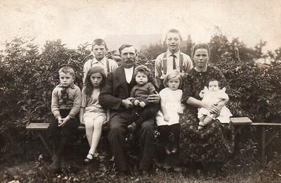 Familie Henderikus Weggen