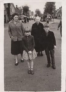Schoonoordse markt 1961