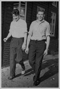 Lambert Wiegers en Klaas Kuipers