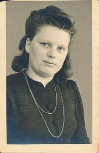 Hendrikje Wassen (1924-2004)