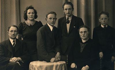 Familie Ten Wolde