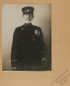 Gerardus de Wit, ca 1915