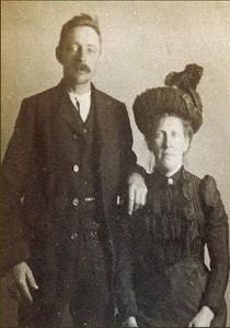 Sjoerd Algera en Maggelina Wilhelmina Tieleman
