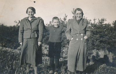 Janna Arends-Hoving, Hendrik Arends en Henny Arends