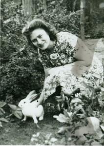 Juffrouw Annie Groen