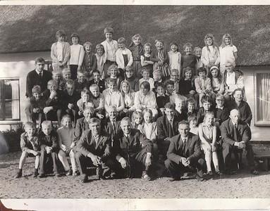 schoolreisje CSV De Kiel, 1961