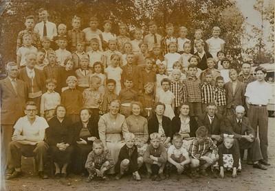 C.V.O. SCHOOL DE KIEL  PLM 1957/58