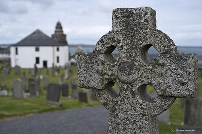 Islay - Cemetry in Bowmore