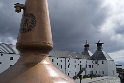 Islay - Ardbeg Destillery