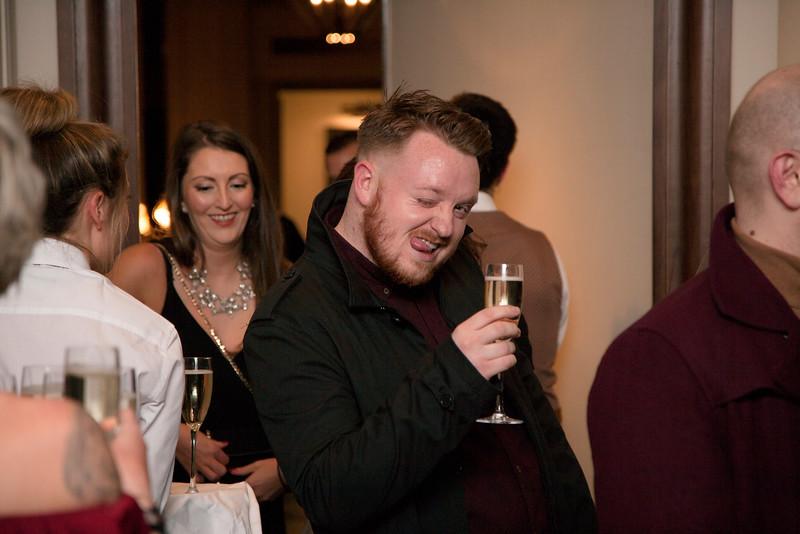 Schuh Christmas Party 2016 - The Principal Hotel Edinburgh