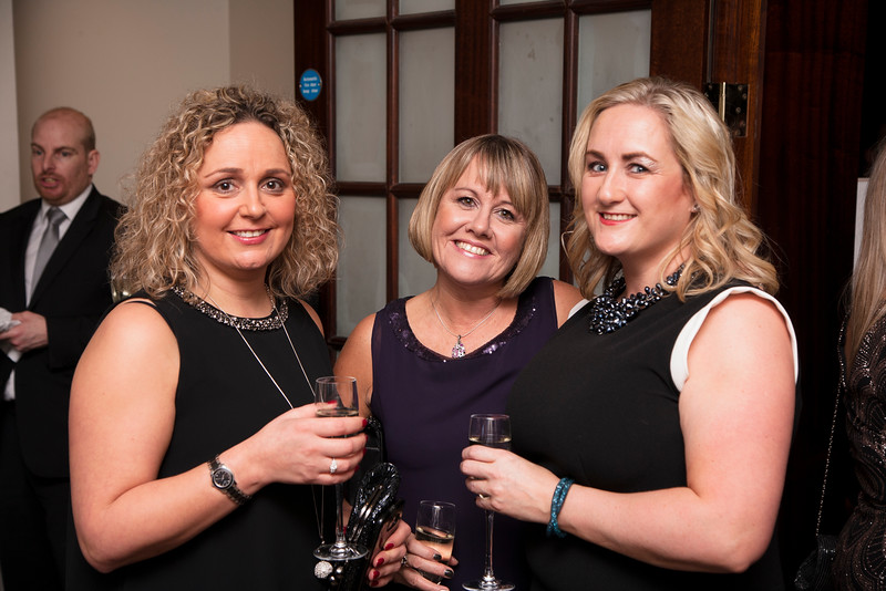 Schuh Christmas Party 2016 - The Principal Hotel Edinburgh