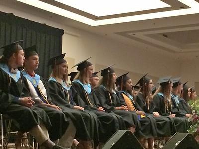 Schuylerville High School Class of 2018 graduation