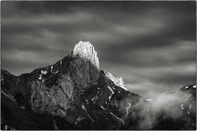 Stockhorn - Light and Shadow