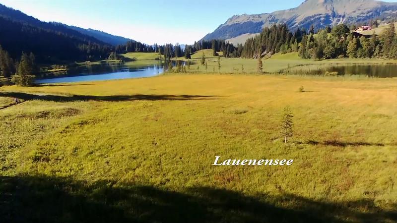 Lauenensee - Tungelschuss - Geltenschuss