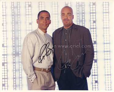 Richard Biggs & Jerry Doyle