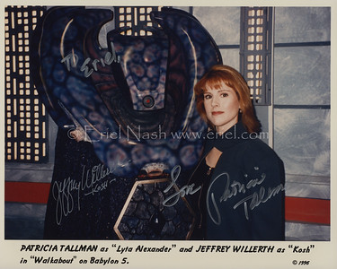 Jeffrey Willerth & Patricia Tallman