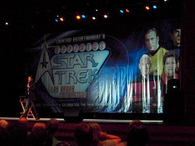 Star Trek Las Vegas, August 2011, Rio Hotel, Las Vegas, NV.