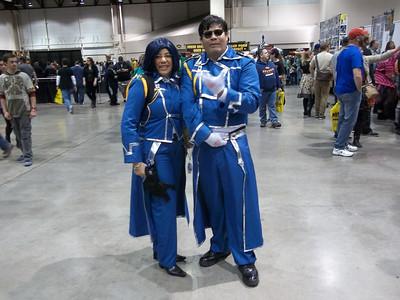 Comic Con Reno 2014 Nov 22
