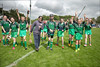 EEXXjob SPORT 31/05/2017Allianz Sciath na Scol Finals played at Pairc Ui Rinn. DH4 Knockvilla celebrate after the whistle after thier victory over Ballinspittle.         Picture: Andy Jay