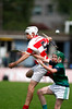 EEXXjob SPORT 31/05/2017  Allianz Sciath na Scol Finals played at Pairc Ui Rinn.  DH4 Ballinspittle v Knockavilla . Knockavilla's Evan O'Shea in action against Ballinspittle's  Jason Russell.  Picture: Andy Jay