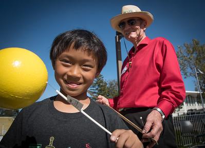 Science & Astronomy Festival - CSM 2017