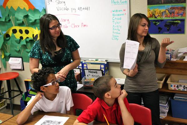 Math Practicum @ SFC - Spring 2011