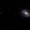 M82 Cigar  & M81 Bodes Galaxies