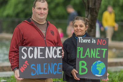 Science March Downtown Nashville 4/22/17
