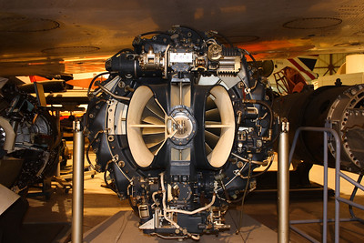 Early Jet Engine Collection