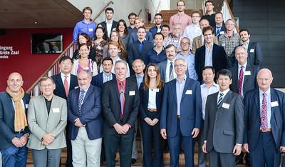 2014 Springer Forum in Amsterdam (Sept. 1, 2014)